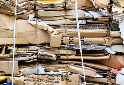 30 Jahre Verpackungsrecycling - Spitzenreiter Faltschachteln