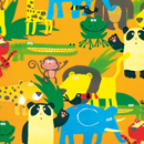 Animals<br/>30 cm x 250 m