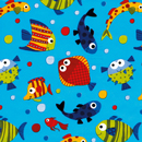 Nemo blau<br/>50 cm x 50 m