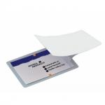 Kalt-Laminierfolie<br/>für Karten bis<br/>85 x 55 mm