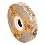 Geschenkband Woodly<br/>Fb. Natur<br/>100 m x 24 mm
