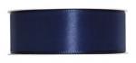 Geschenkband Uni<br/>50 m x 40 mm<br/><b>Dunkelblau</b>