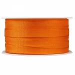 Geschenkband Uni<br/>50 m x 8 mm<br/><b>Orange</b>