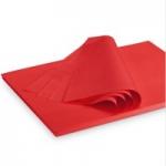 Seidenpapier Rot<br/>37,5 x 50 cm