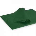 Seidenpapier Dunkelgrün<br/>37,5 x 50 cm