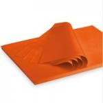 Seidenpapier Orange<br/>37,5 x 50 cm