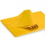 Seidenpapier Gelb<br/>37,5 x 50 cm