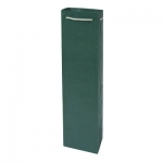 Flaschenbeutel<br/>1er <b>grün</b><br/>95 x 65 x 380 mm