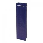 Flaschenbeutel<br/>1er <b>blau</b><br/>95 x 65 x 380 mm