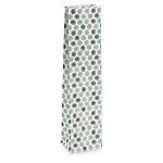 Flaschenbeutel Eisblume<br/>410 x 80 x 100 mm<br/>70 g/m²