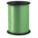 Geschenkband Standard<br/>500 m x 7 mm<br/>Farbe: <b>grün</b>
