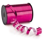 Geschenkband Hochglänzend<br/>250 m x 10 mm<br/>Farbe: <b>rosa</b>