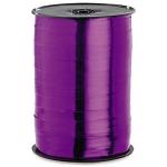 Geschenkband Hochglänzend<br/>250 m x 10 mm <br/>Farbe: <b>violett</b>