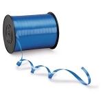 Geschenkband Standard<br/>500 m x 7 mm<br/>Farbe: <b>blau</b>