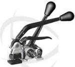 Kombi-Umreifungs-Gerät <br/>für <b>12/13 mm</b> breite <br/><b>PP</b>- und <b>PET</b>-Umreifungsbänder<br/>passende Verschlusshülsen: 20-352-010
