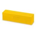 Modern Gelb<br/>Offene Welle - innen gelb