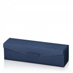 Seta Blau<br/>Strukturgeprägt - innen blau