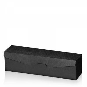 Seta Schwarz Präsentkarton<br/>Strukturgeprägt - innen schwarz