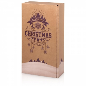 Natura Christmas<br/>Motivdruck - innen natur