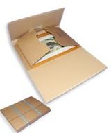 Media-/Buch-Verpackungen