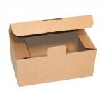 Kartons, braun mit Automatikboden