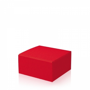 Geschenkkarton Allround<br/>offene Welle, innen farbig<br/>ohne Einlage