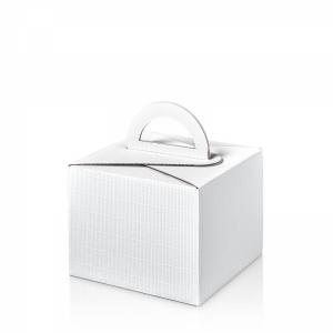 Modern Weiß<br/>Offene Welle - innen weiß