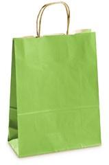 Einkaufstasche aus Papier<br/>mit Papierkordel, matt