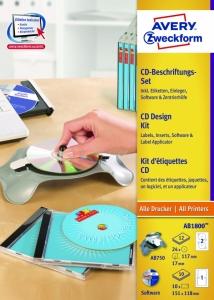CD-Bedruckungs-Set