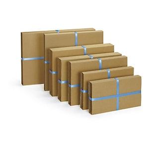 Buchverpackungen Standard im DIN A3 Format