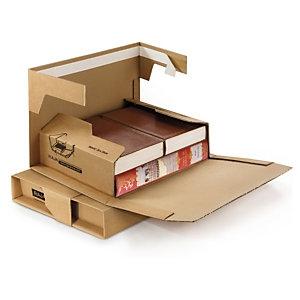 Buchverpackung Super