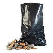 Müllsäcke für Bauschutt - 140 µ