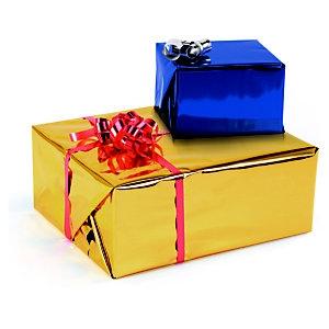 Farbige und Transparente Geschenkfolie