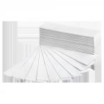 Papierhandtücher 2-lagig weiß