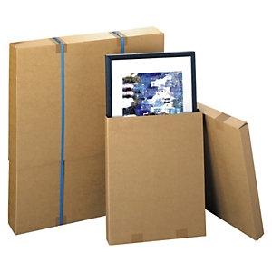 Stülpdeckelkartons für flache Produkte