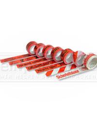 PVC-Warnklebebänder