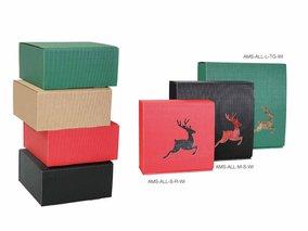AMSTERDAM ALL WILD - Weihnachtskartons