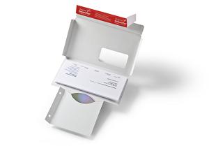 CD-Brief DIN lang<br/>mit Sleeve