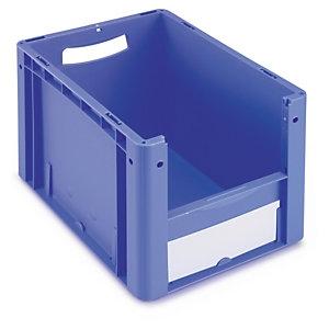 Etiketten für Sichtlagerkästen XL