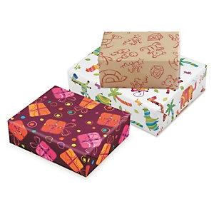 Kinder-Geschenkpapiere