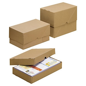Teleskopschachteln Easypack<br/>für DIN A4 Dokumente