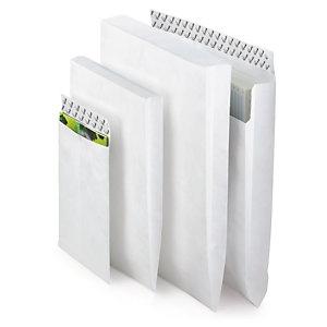Weiße Versandtaschen Tyvek® Du Pont™